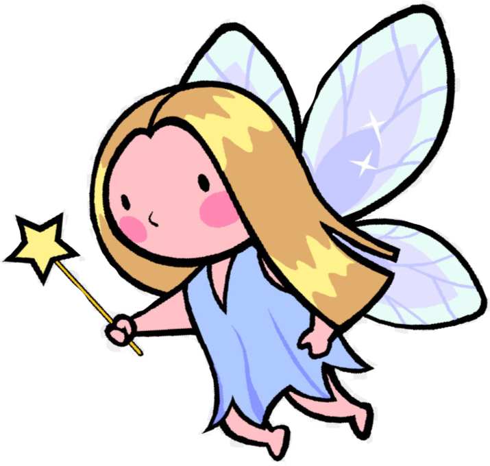 gentle tooth fairy kind calm loving safety