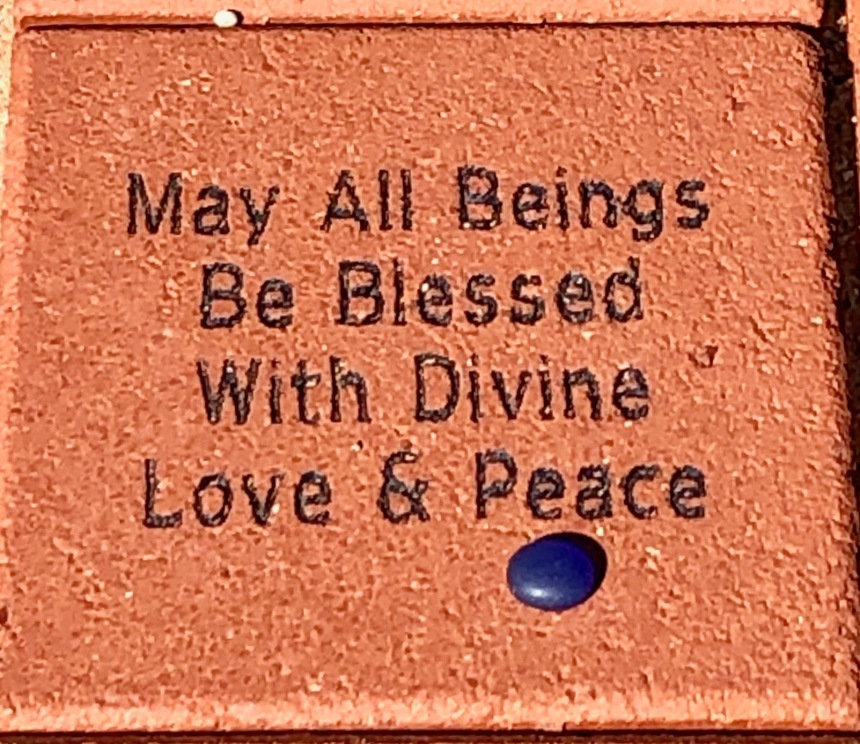May All Beings Be Blessed with Divine Love & Peace