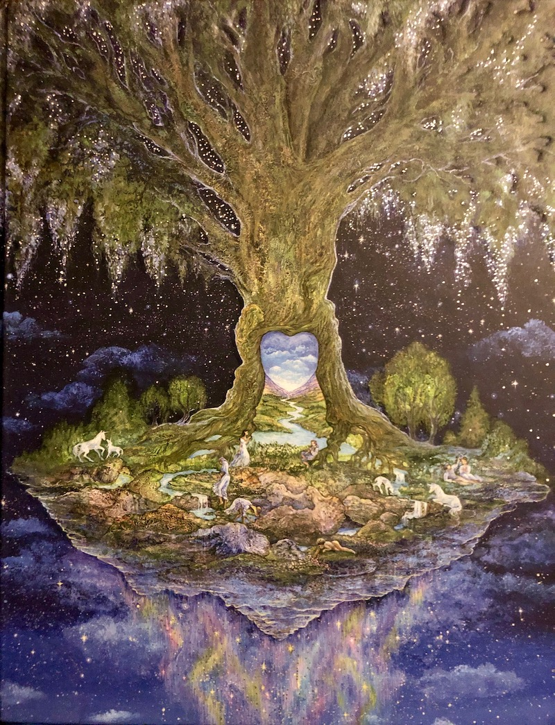 Heart of the Tree by Josephine Wall / Peter Pauper Press